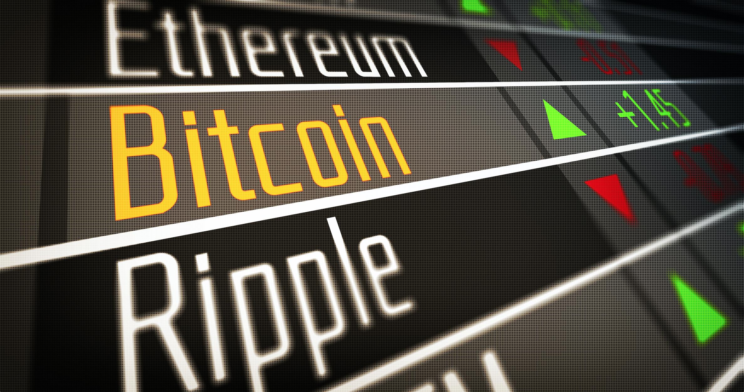 Bitcoin trading.