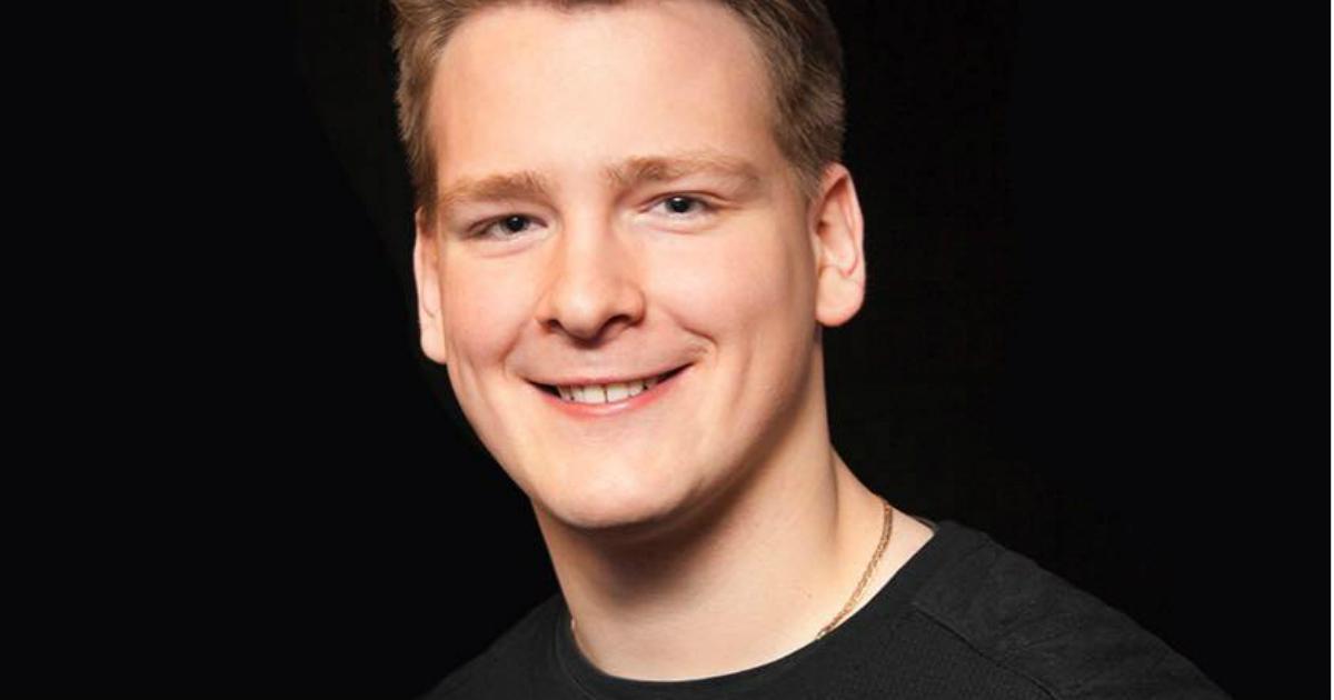 "Ivan Liljeqvist, also known as ""Ivan on tech"" on Youtube."