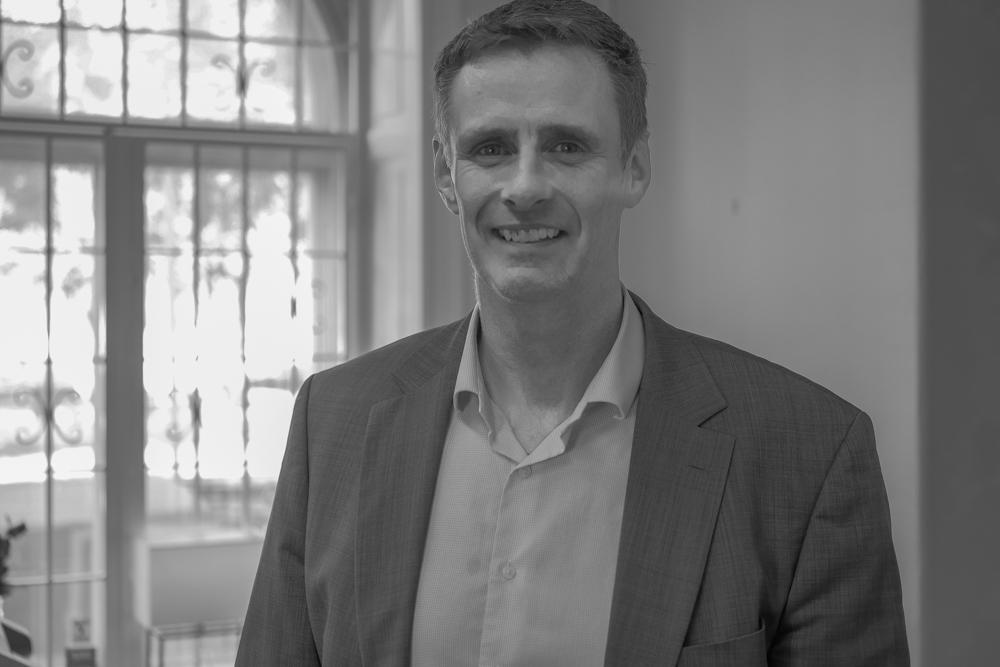 Carl Aspenberg, CEO of Joorschain.