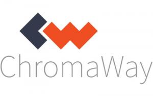 Chromaway logo.