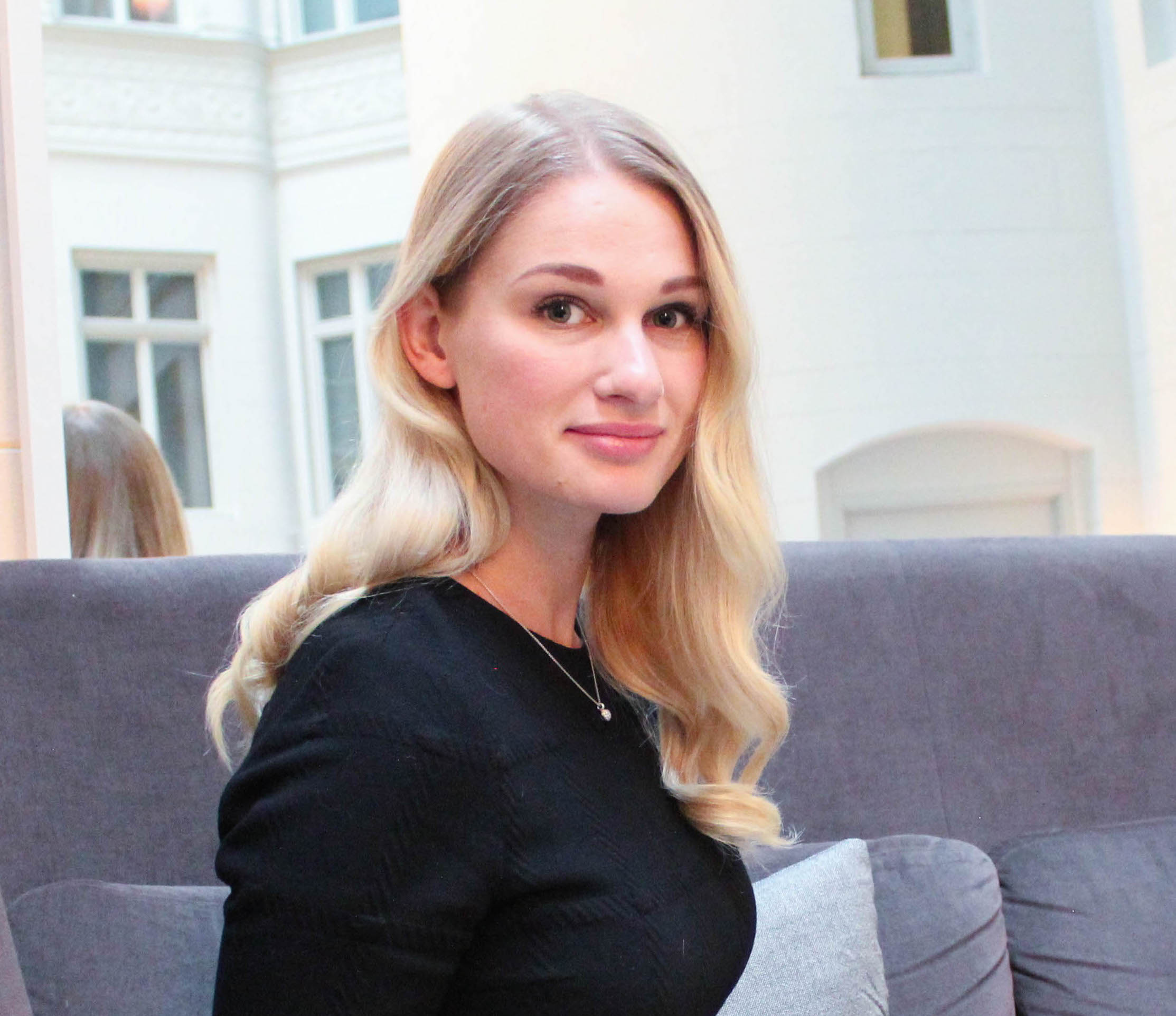 Anna Svahn.