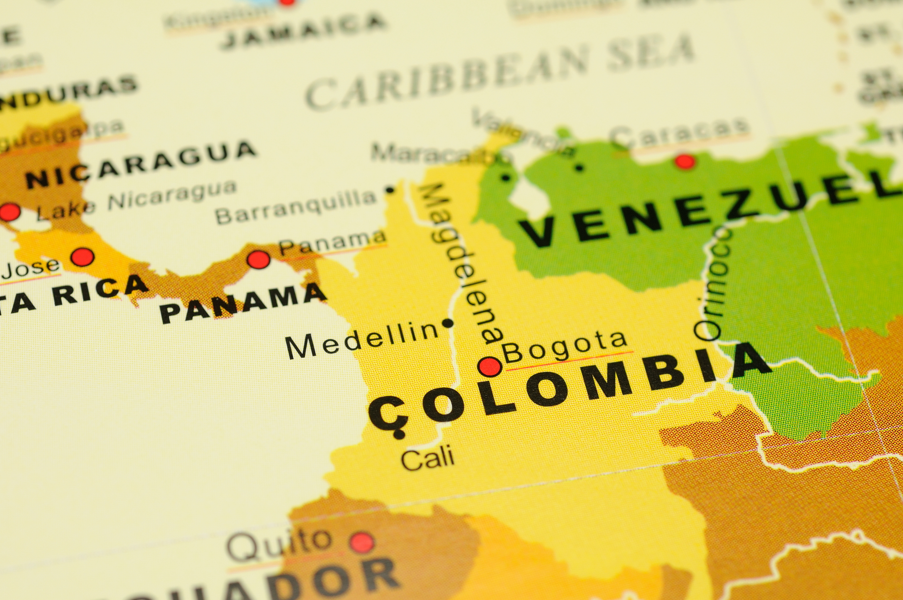 Colombia doesn't like cryptocurrencies