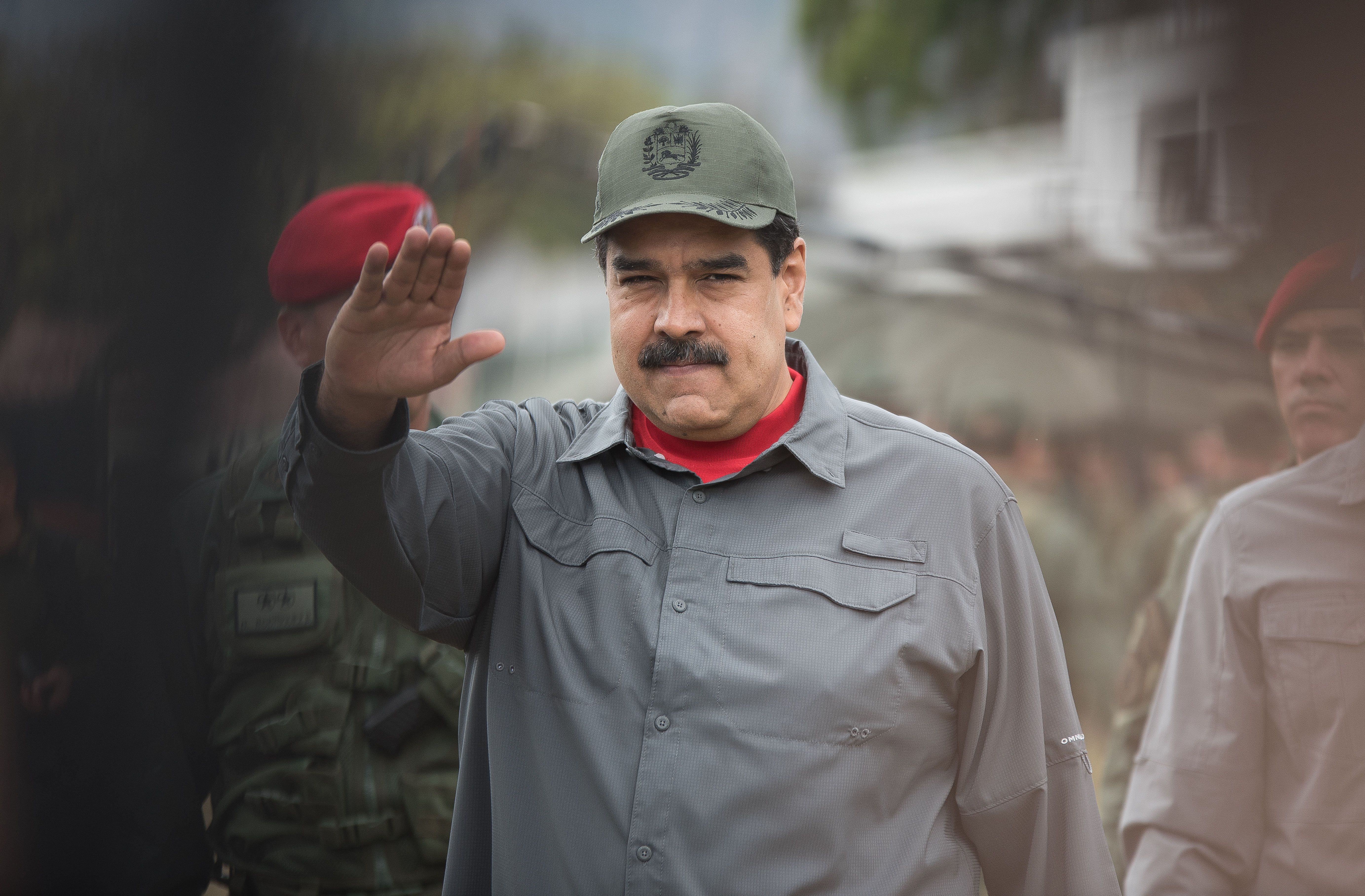 Venezuelan president Nicolás Maduro doesn't like cryptocurrencies, unless he created them himself.