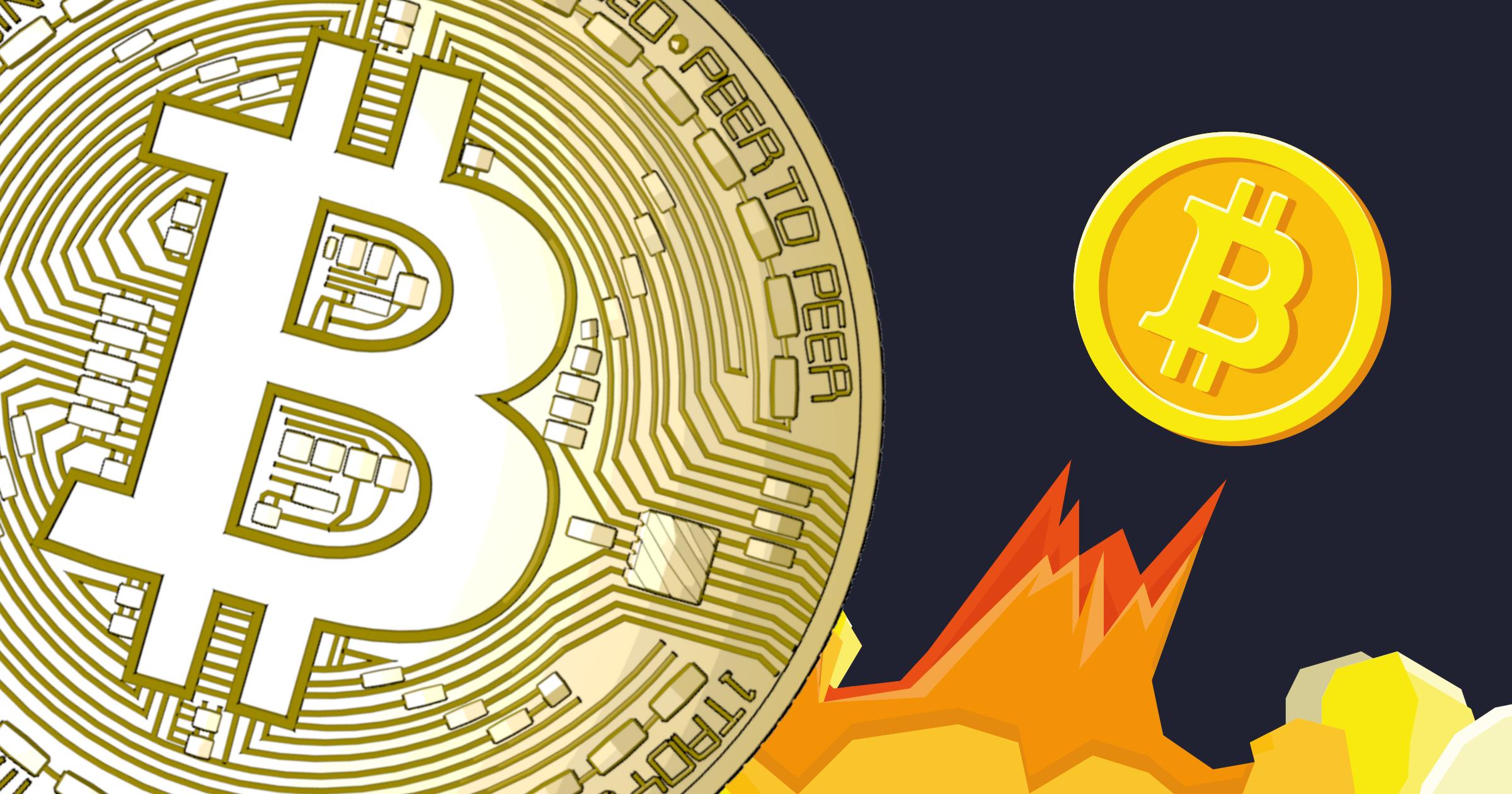Bitcoinpriset rusar förbi 11 000 dollar – här är vad det kan bero på