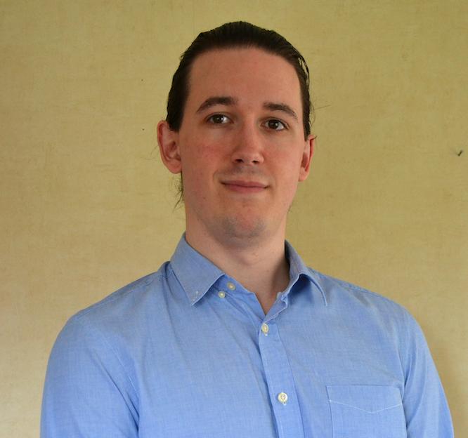 Christopher Jämthagen, expert på kryptovalutor och säkerhet