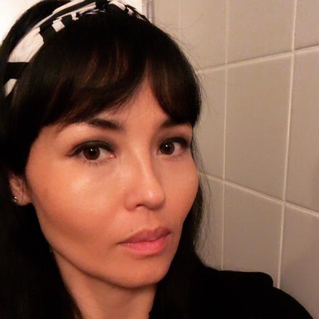 Gina Pari, expert på bitcoin och kryptovalutor.
