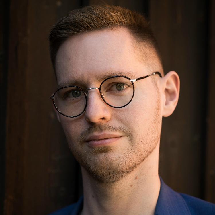 Totte Löfström, expert på bitcoin och kryptovalutor.