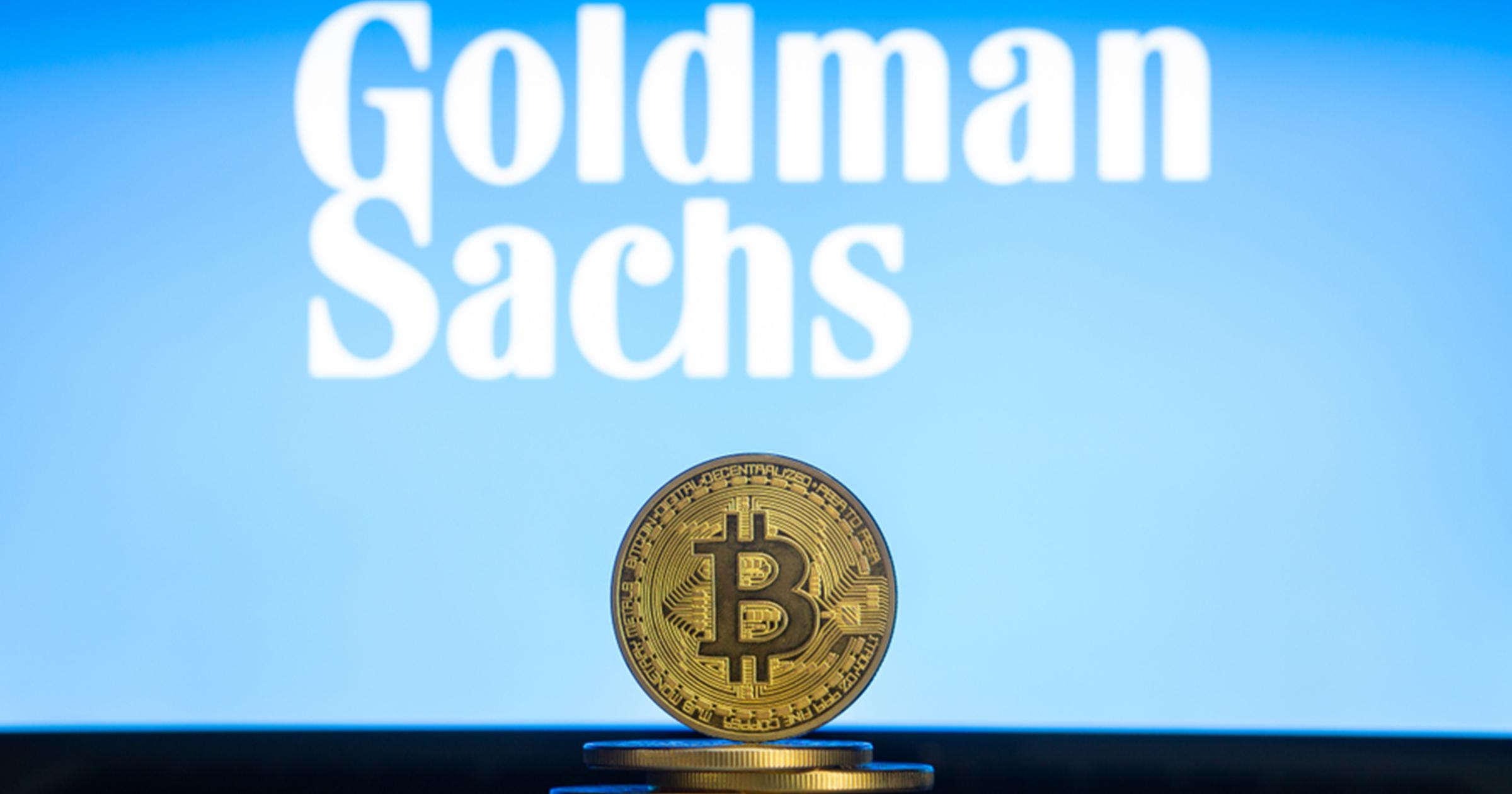 Goldman Sachs: Bitcoin kommer snart handlas för 13 971 dollar