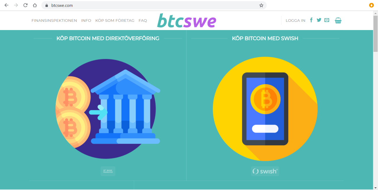 Btcswe.com