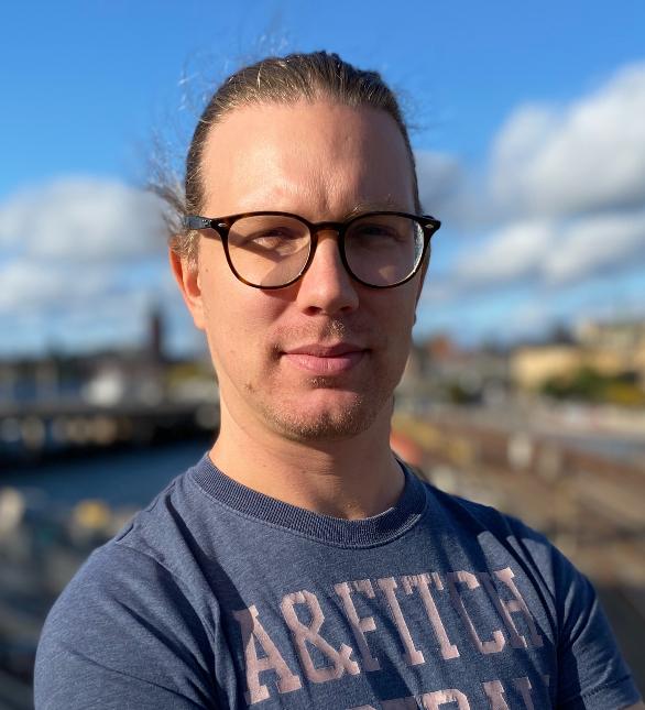Martin Byström.