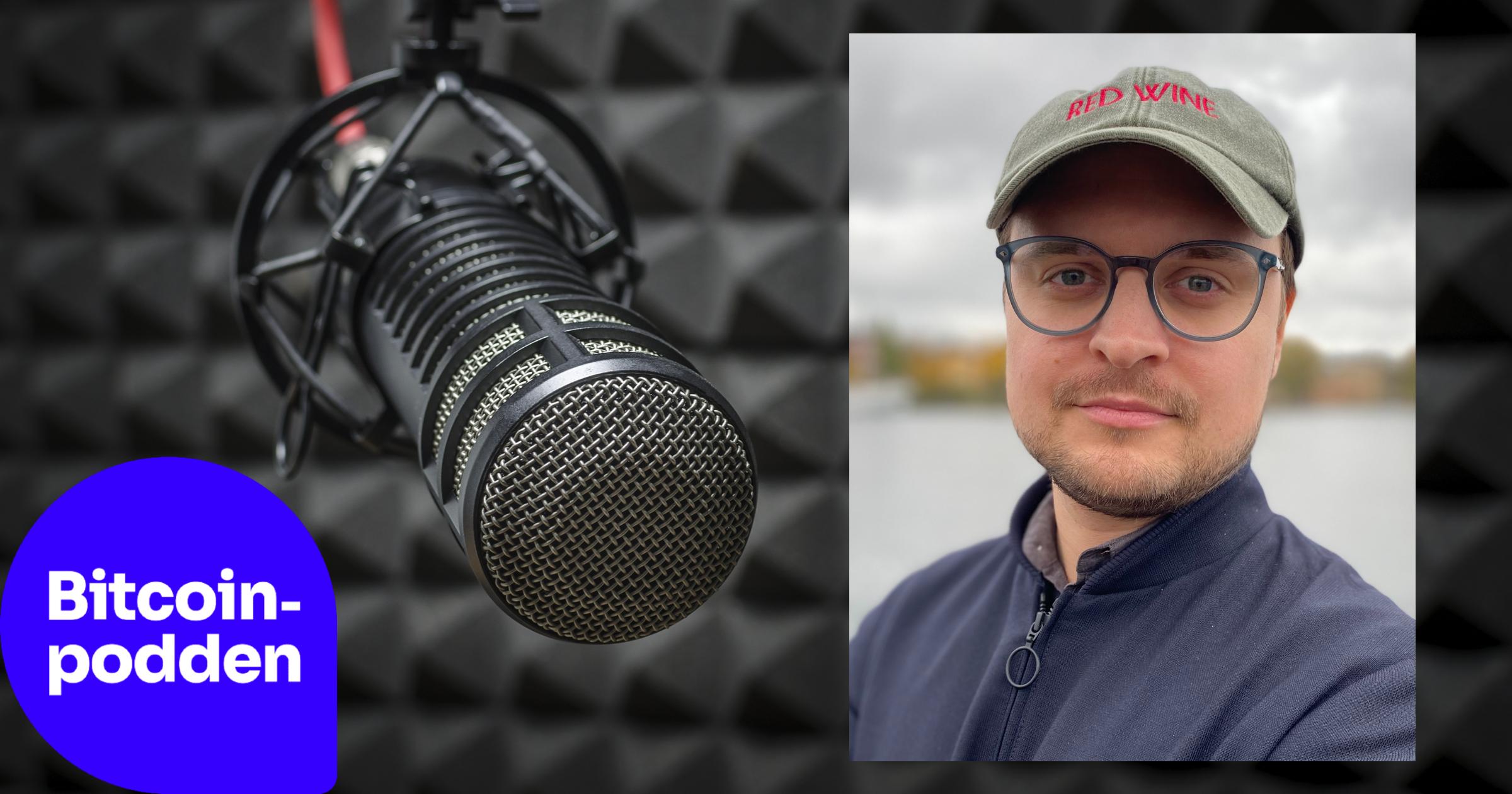 """Trijo News startar """"Bitcoinpodden"""" – en svensk podcast om kryptovalutor."""