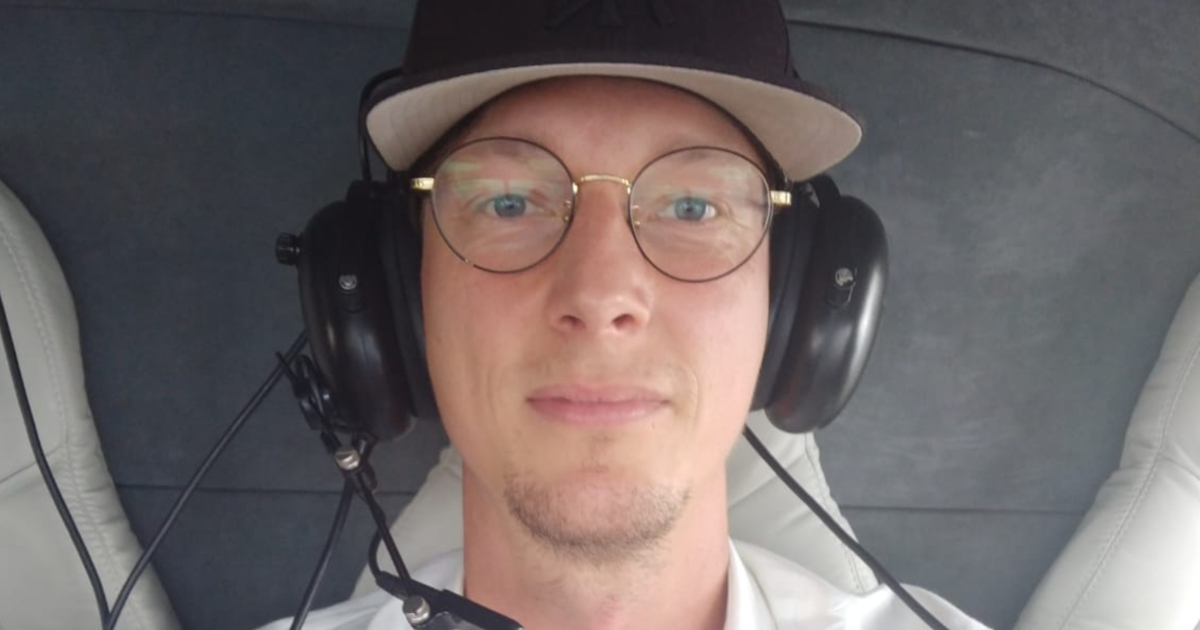 Christian Ander, grundare av den svenska kryptoväxlaren BTCX.