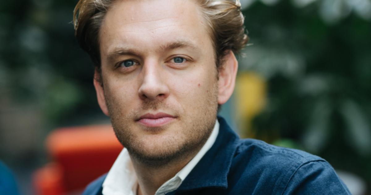 Frank Schuil, vd för den svenska kryptoväxlaren Safello.