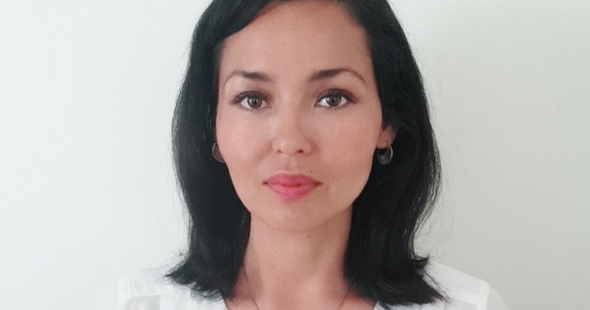Gina Pari, medgrundare av den svenska utbildningsplattformen Sweblocks.