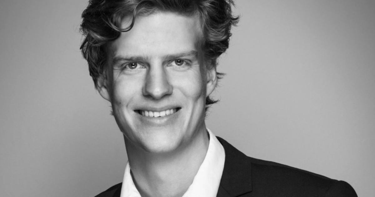 Torbjørn Bull Jenssen, vd för det norska kryptoinvestmentbolaget Arcane Crypto.