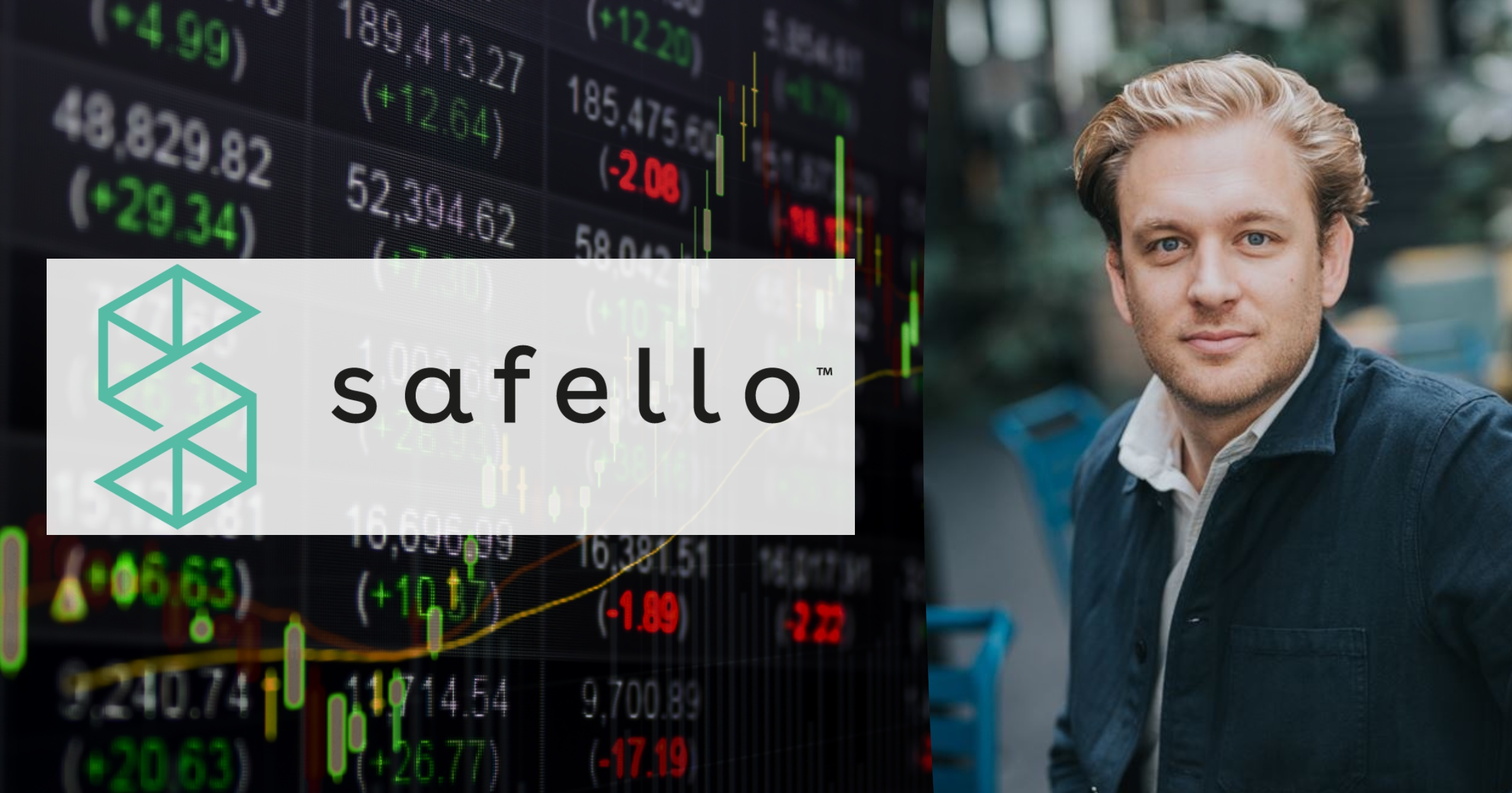 Svenska kryptoväxlaren Safello siktar på börsnotering till våren